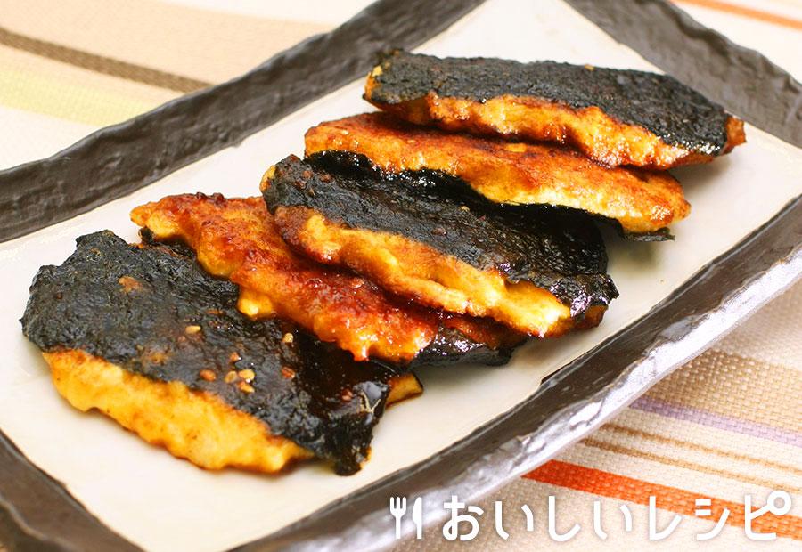 レシピ 長芋 生とは違うほくほく食感!長芋の煮物のレシピ/作り方:白ごはん.com