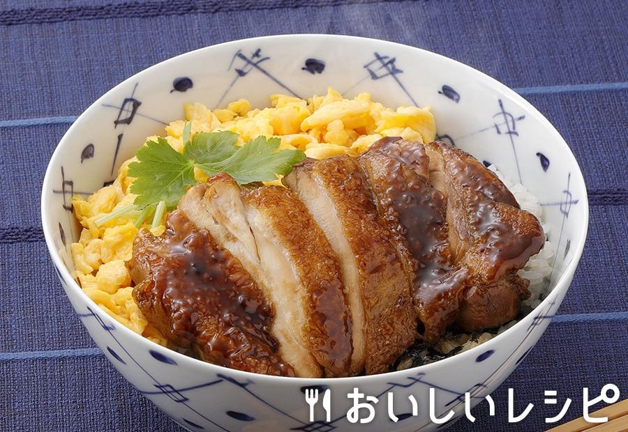 きじ焼き丼