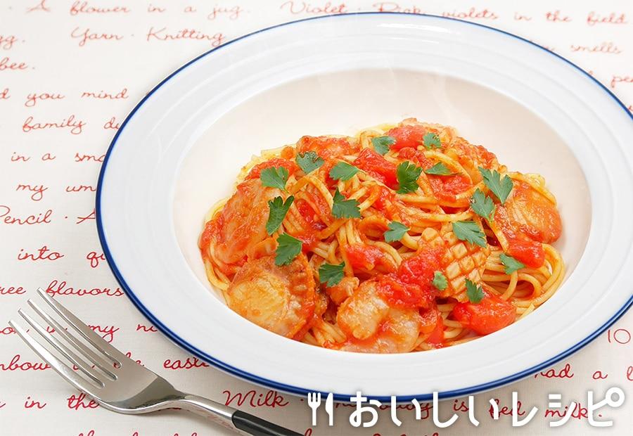 キムチ鍋の素で簡単アラビアータ
