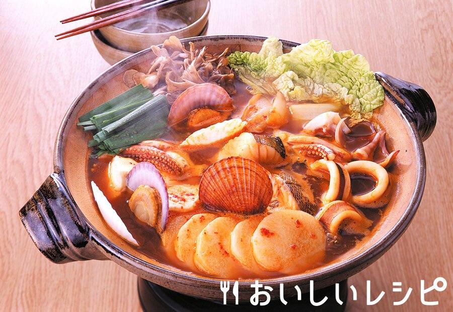 かっぺいキムチ鍋
