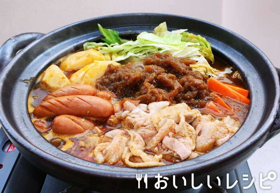 横濱カレー鍋