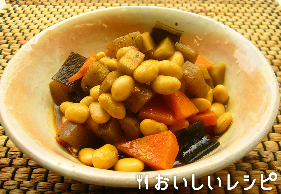 五目煮豆(黄金の味)