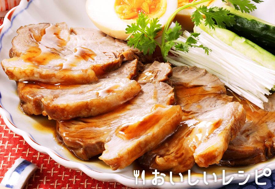 焼タレde煮豚