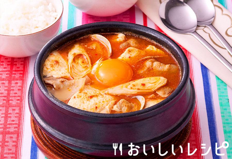 担々純豆腐