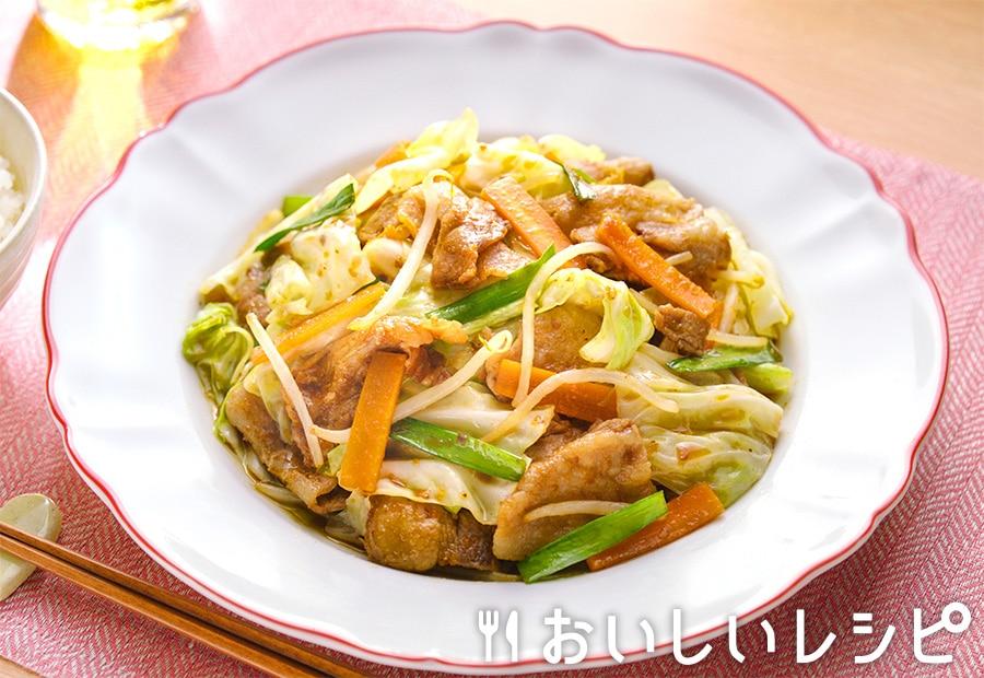 黄金肉野菜炒め
