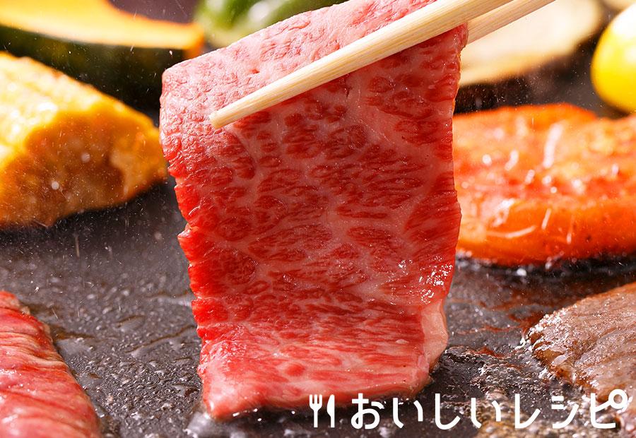 夏野菜焼肉