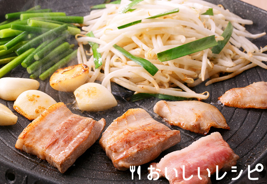 にんにんスタミナ焼肉