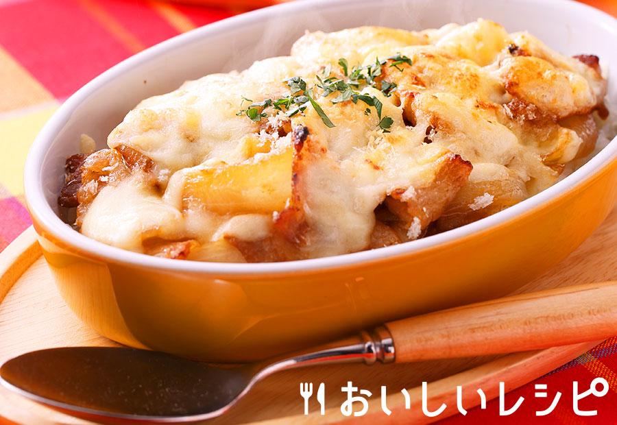 チーズde焼肉ドリア