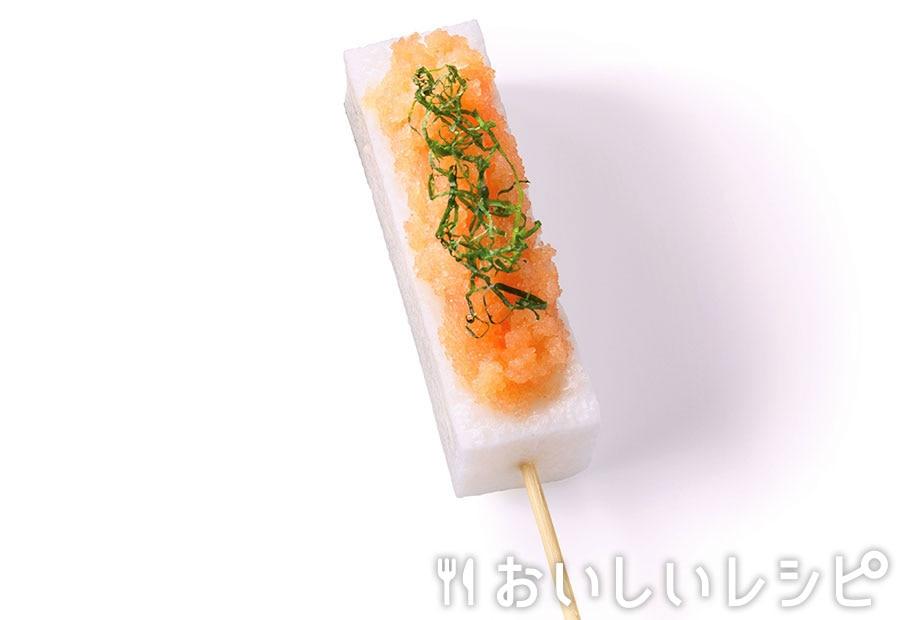 長芋明太バー
