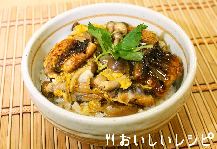 うなぎの柳川風丼