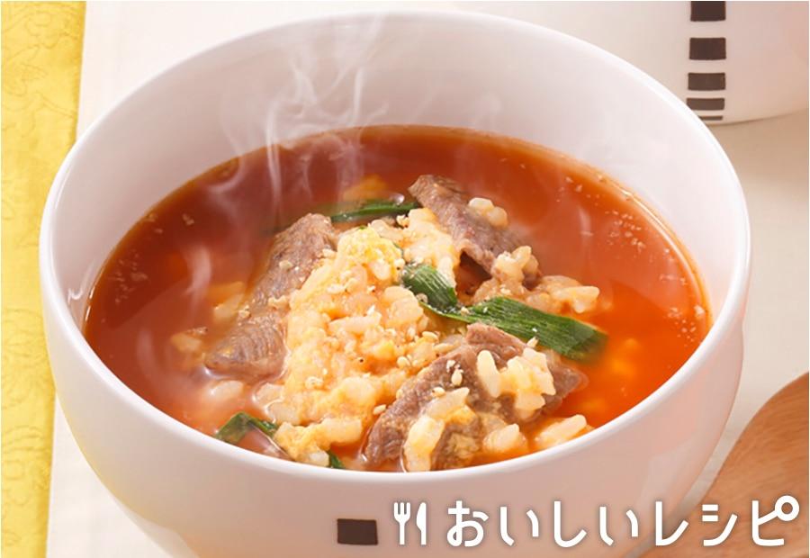 キムチ雑炊