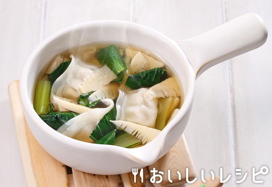myおかずスープ 和風スープ餃子