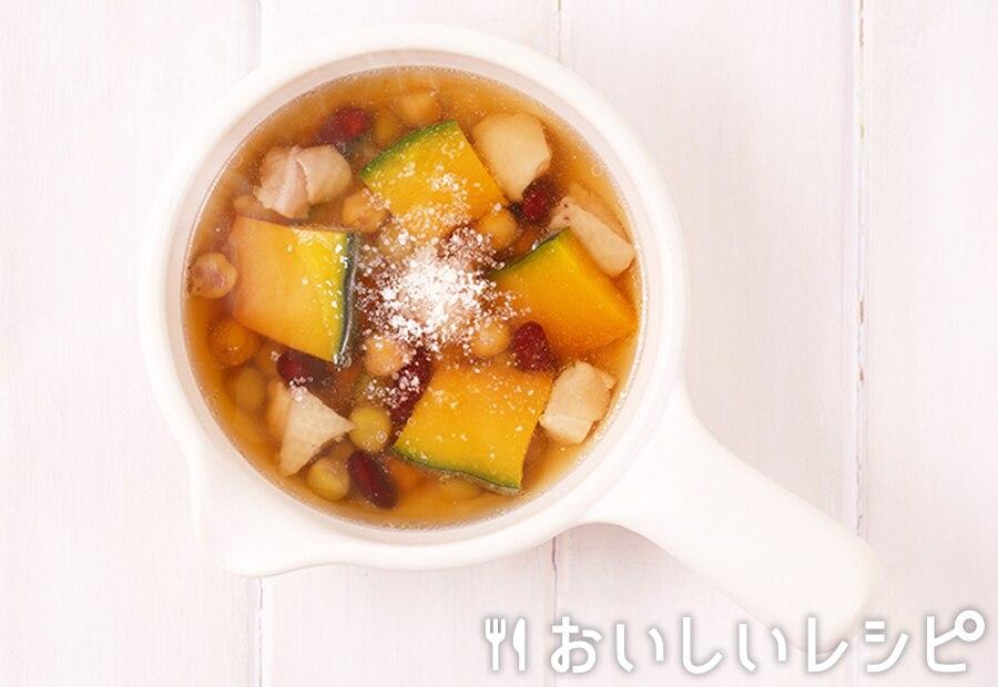 myおかずスープ チキン&パンプキン