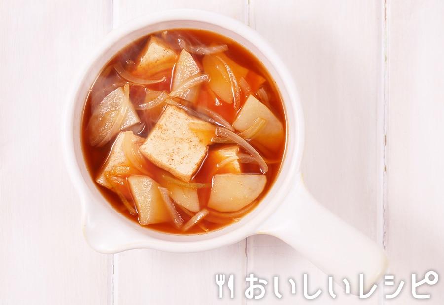 myおかずスープ じゃがたま厚揚げ
