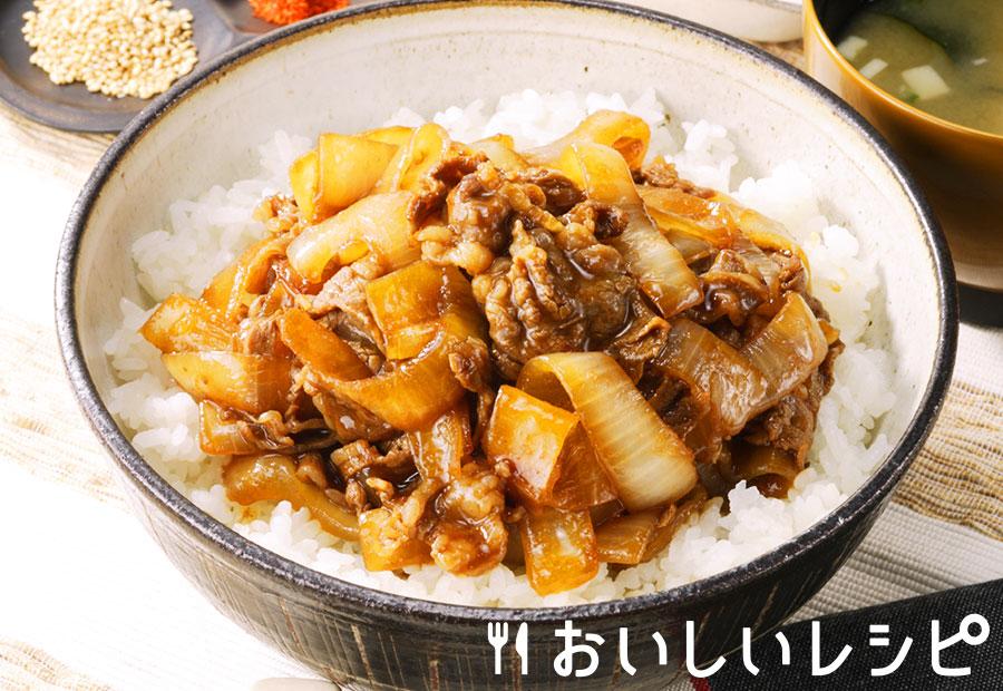 十和田バラ焼き丼