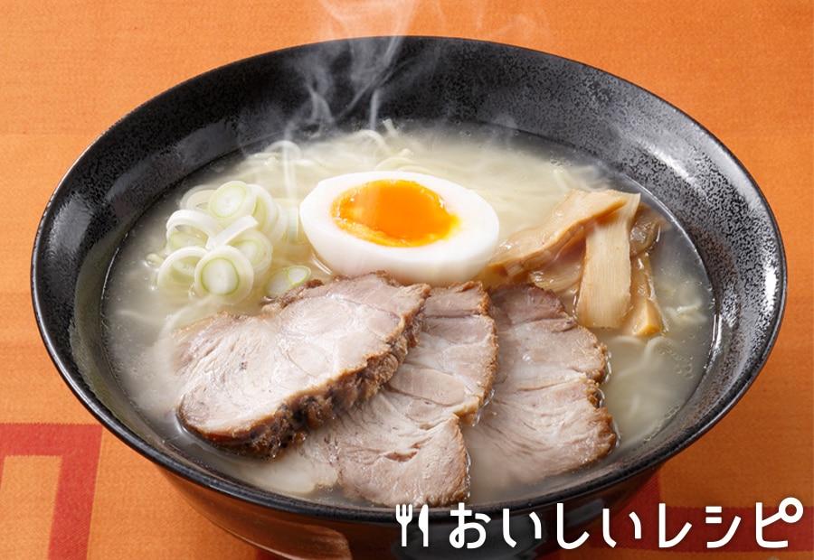 鶏だしラーメン