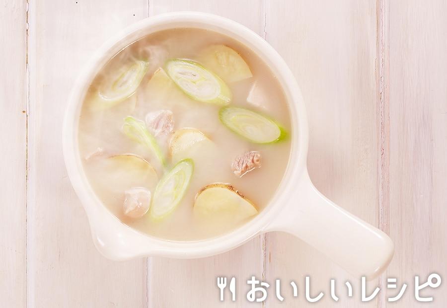myおかずスープ タッカンマリ風