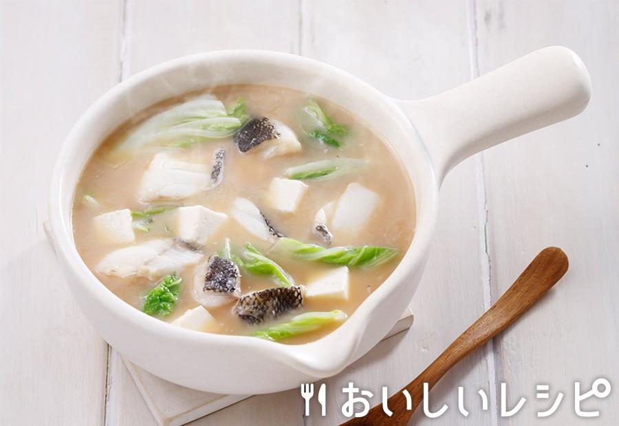 myおかずスープ タラと白菜