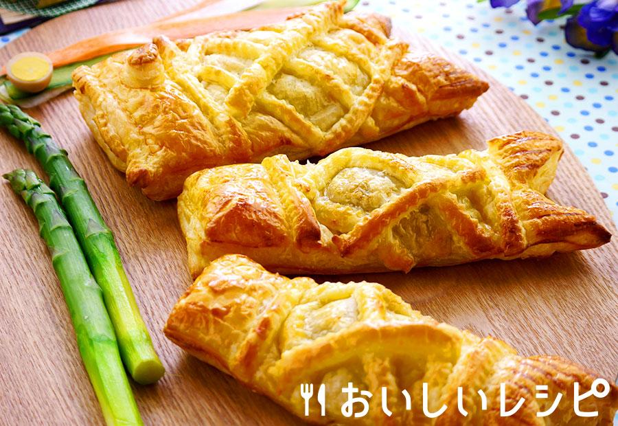 鯉のぼりバーグパイ