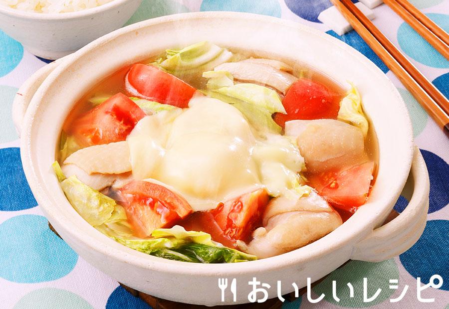 洋風キャベトマ鍋