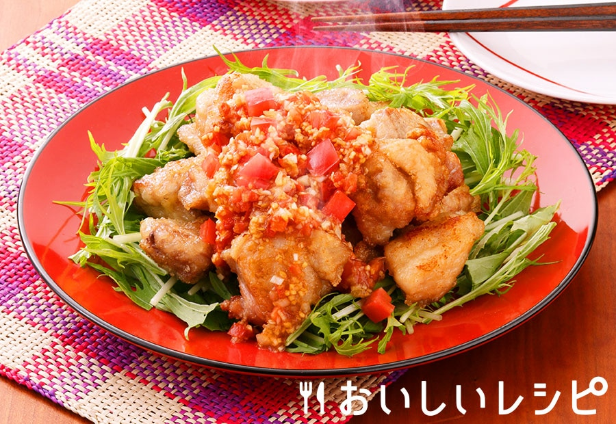 油淋鶏 ~香味油ソース~