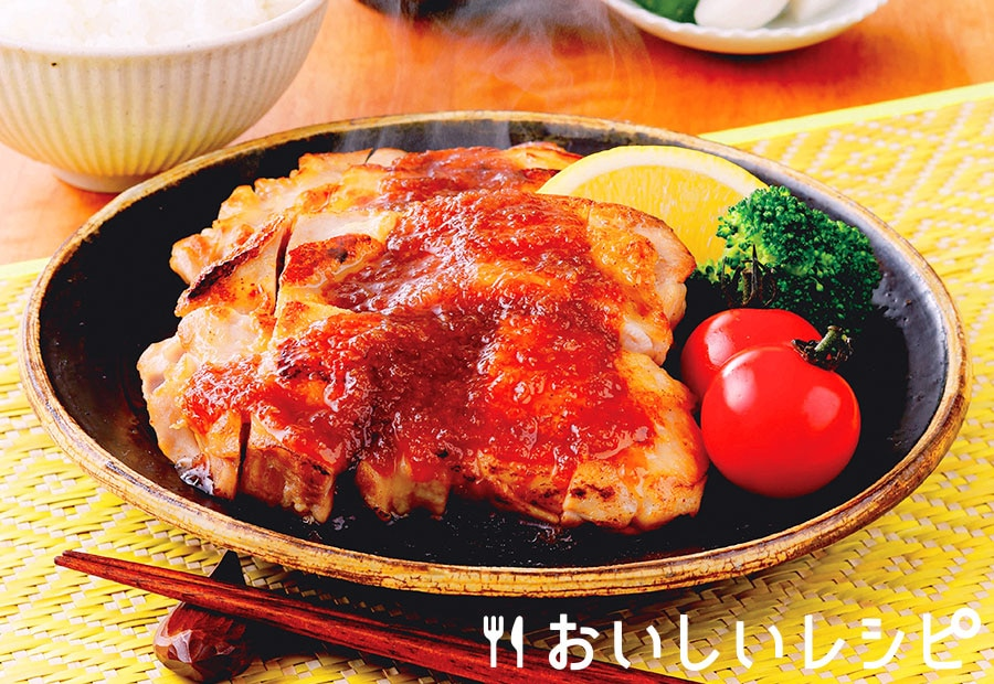 プチッとチキンステーキ(和風おろし醤油味)