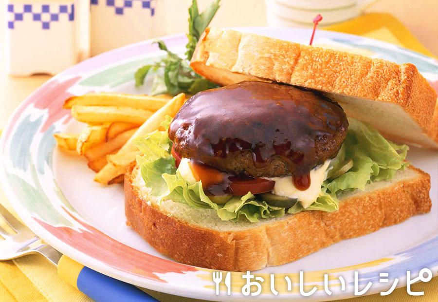 プチッとハンバーガー