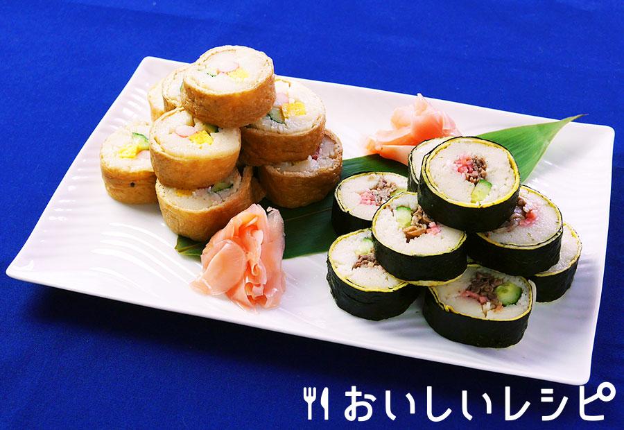そうめん巻き寿司