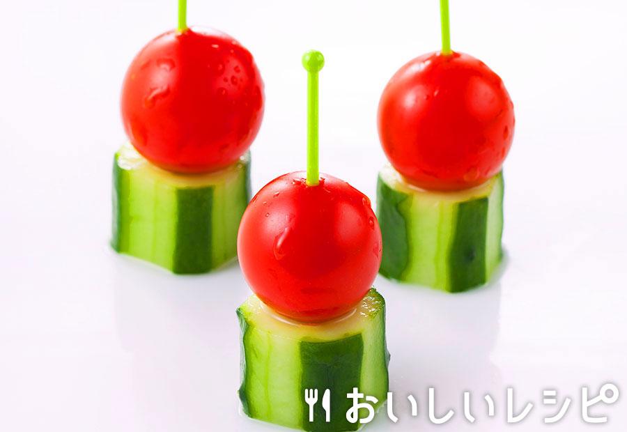 ピック浅漬け きゅうり&ミニトマト