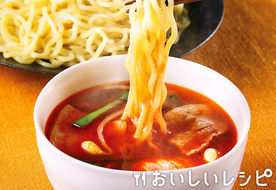 スンドゥブつけ麺