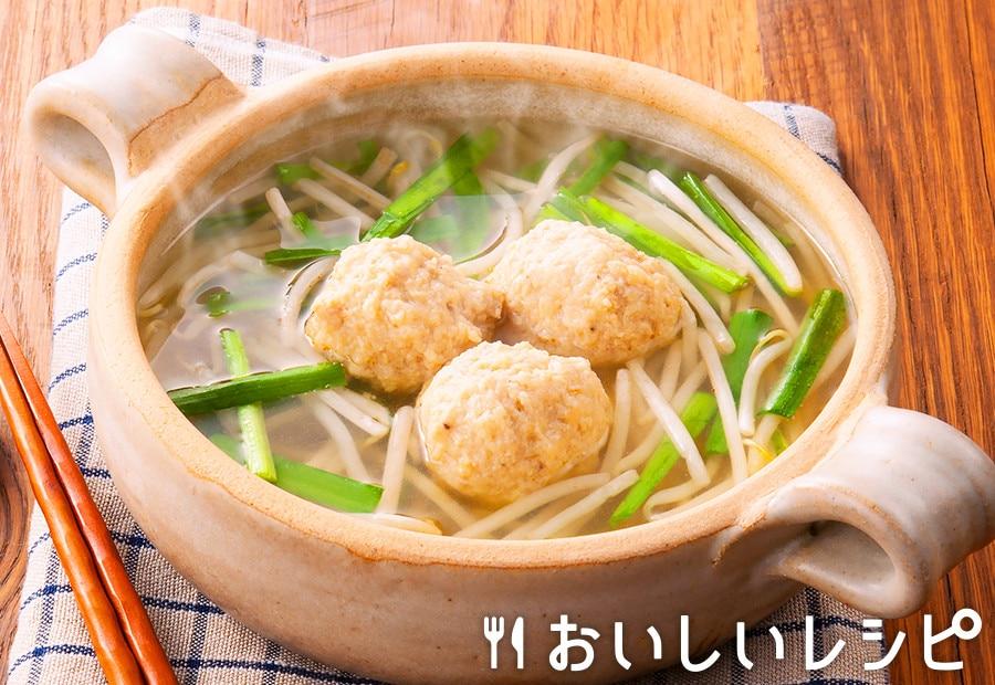 カット野菜で簡単ちゃんこ鍋