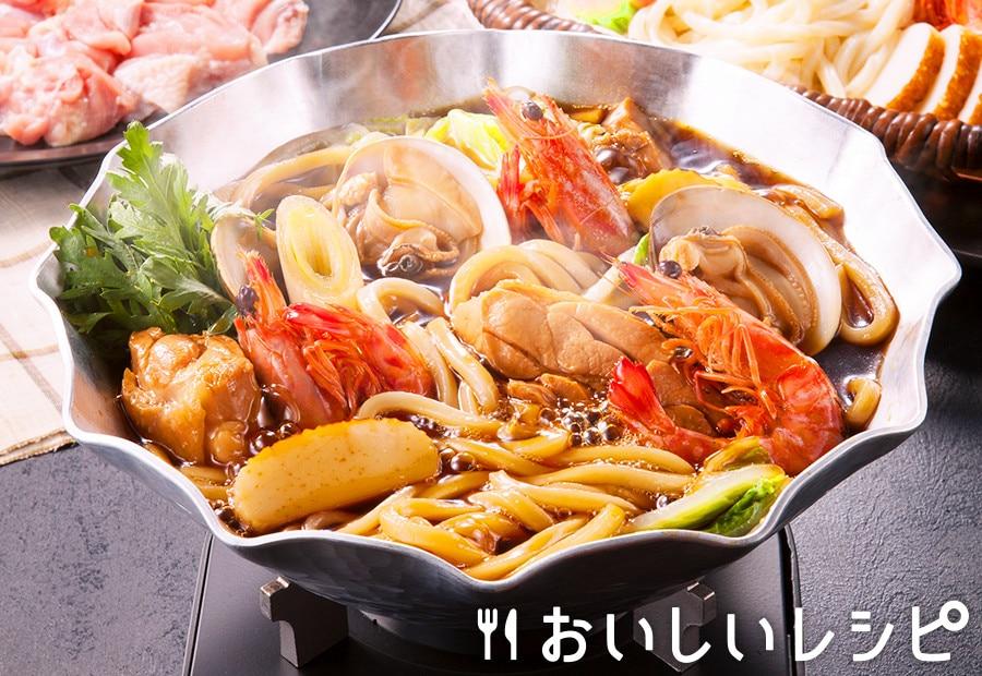 おもてなしうどんすき鍋