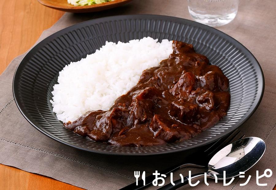 BLACK辛口カレー