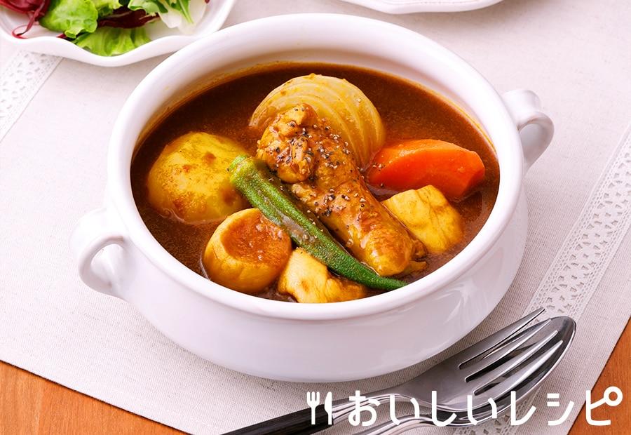 焼き麩スープカレー