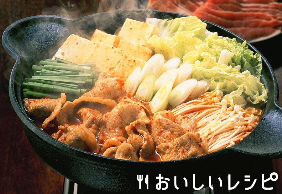 キムチ鍋(ストレートタイプ)