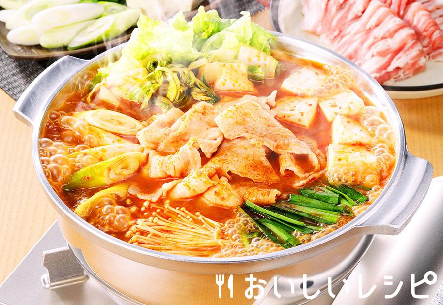 マイルドキムチ鍋(ストレートタイプ)