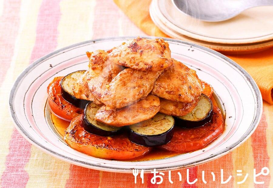 黄金鶏むねマヨチキン~イタリアン仕立て~(プチサイズ使用)