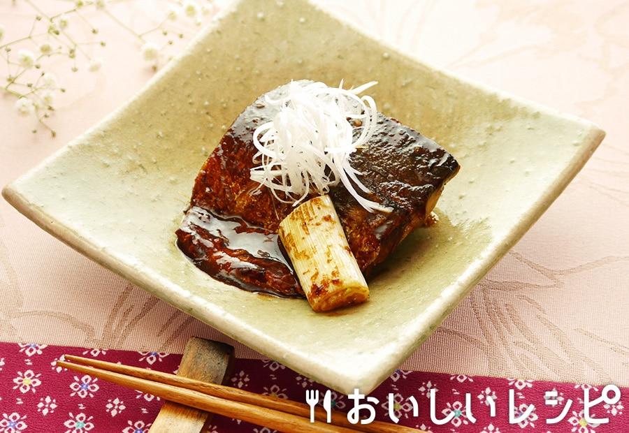 中華風さばの味噌煮