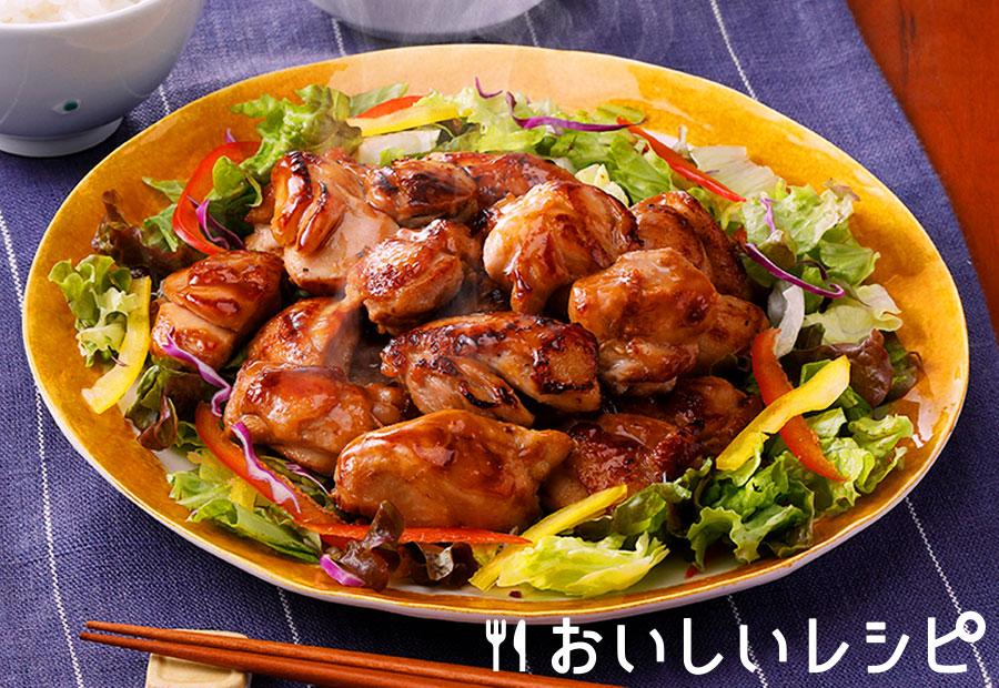 極旨鶏もも焼肉