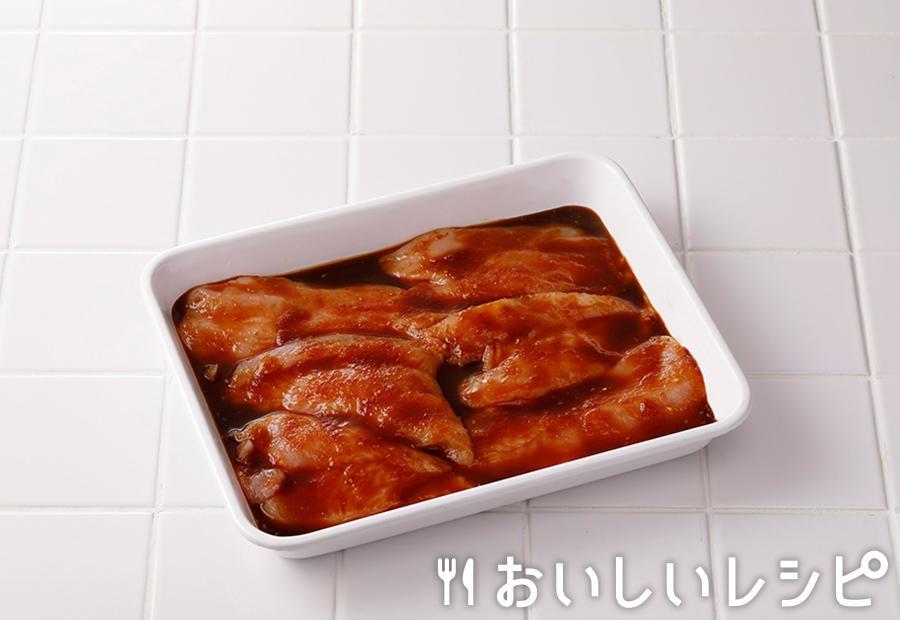 漬けワザ 鶏むね肉