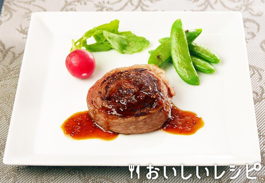 ロールステーキ(ステーキ御膳)