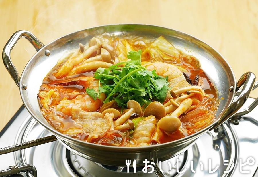 台湾風麻辣火鍋