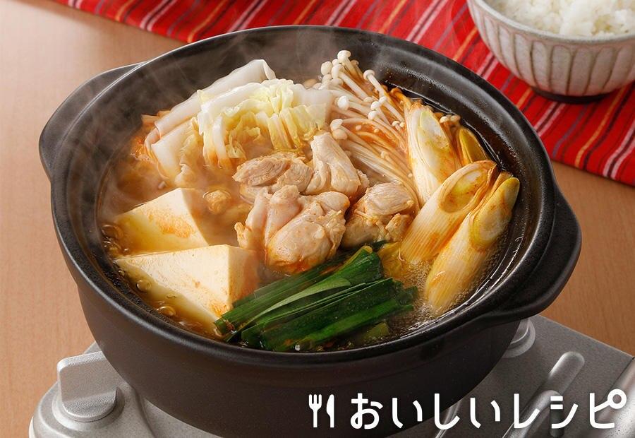 プチッとミックス鍋 寄せ鍋×キムチ鍋