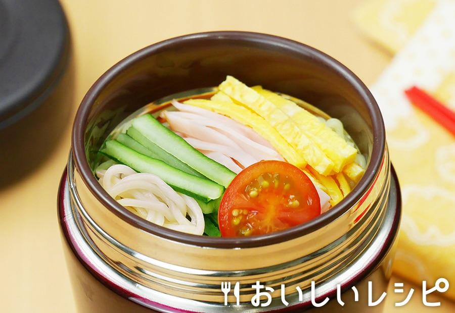 冷たい麺弁当 冷やし中華