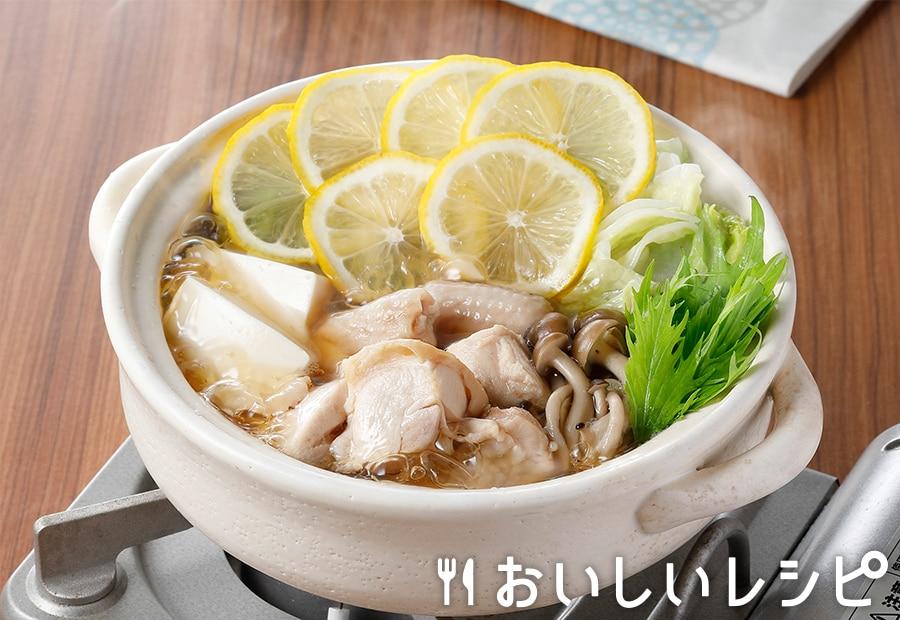 瀬戸内レモン鍋