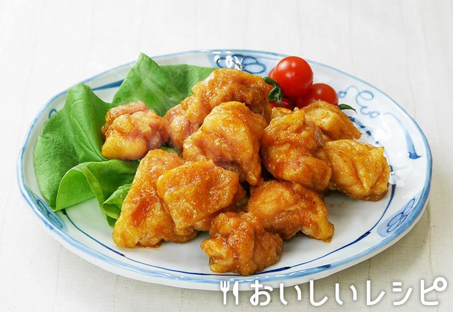 鶏肉のレモン漬け